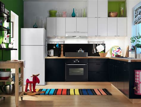 kitchen cabinet design ikea ikea 2010 dining room and kitchen designs ideas and furniture digsdigs