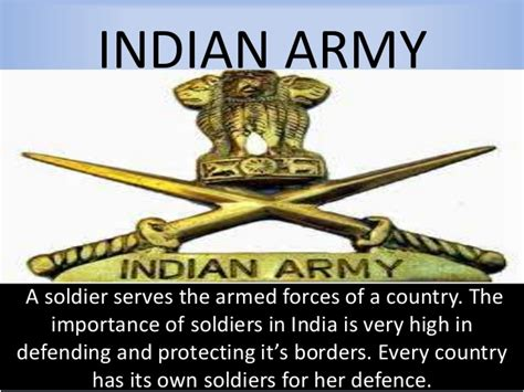 Inspiring Motivational Ppt Of Indian Army Indian Army Ppt