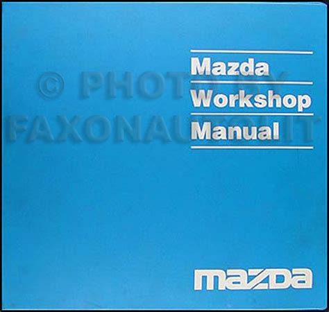 online auto repair manual 2006 mazda mazda5 electronic toll collection 1997 mazda b2300 b3000 b4000 pickup truck shop manual