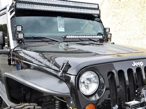 jeep lights on top best modifications for your jeep