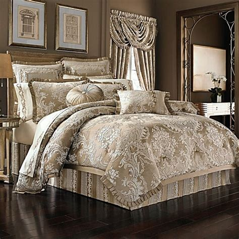 new comforter j queen new york celeste comforter set bed bath beyond
