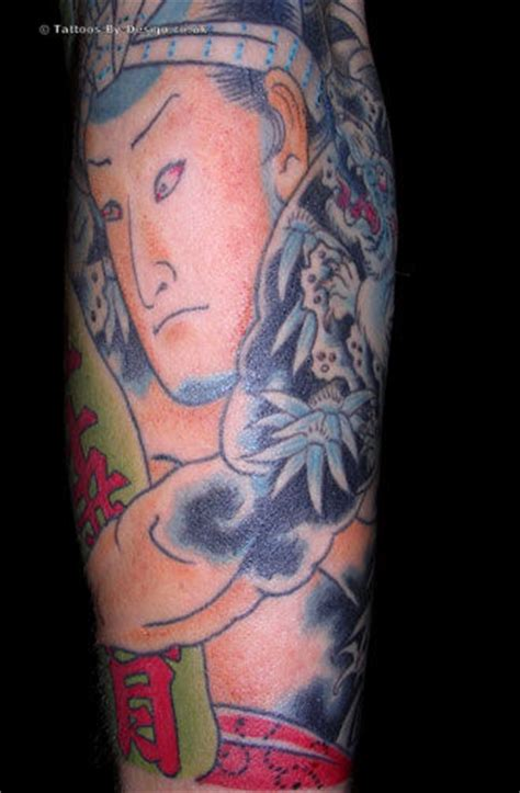 sleve tattoo designs japanese sleve