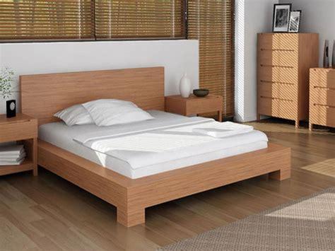 designer bed frame rustic bed frame plans wood bed frame
