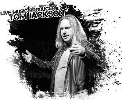 tom jackson live music tom jackson bootc onstage success tom jacksons live
