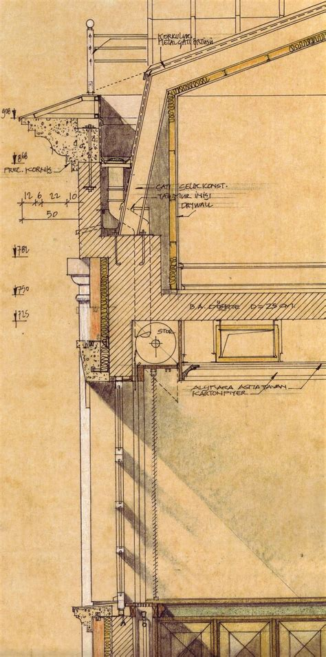 technical drawing section 474 best architectural drawings images on pinterest