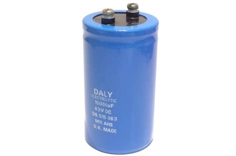 power capacitor uk 15000uf 63v hi ripple daly vintage electrolytic power capacitor fd5h2