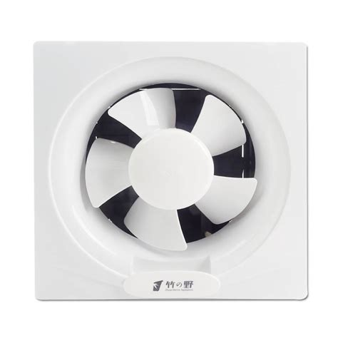 wall exhaust fan bathroom 2pcs zhuye apb200 8 ventilation fan bathroom kitchen wall