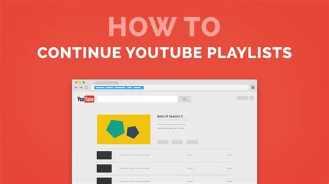 7 Playlists You Must by Resume Playlists How To Continue Playlists And
