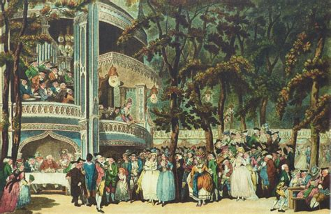 vauxhall gardens today regency history the cascade at vauxhall gardens