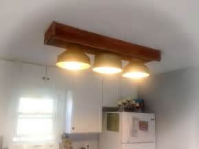 kitchen creative diy rustic kitchen lighting fixture