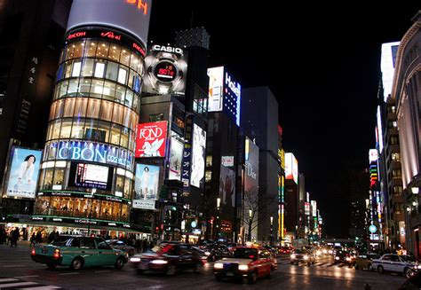 most crowded areas in tokyo japan travel guides