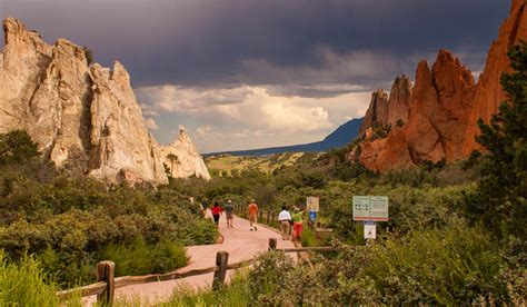 Can You Visit Garden Of The Gods In Winter 12 Unforgettable Colorado Attractions For Students