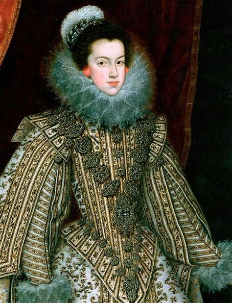 Sr261 1615 Princess Top 84 best images about 1610s painted portraits on bohemia and museum