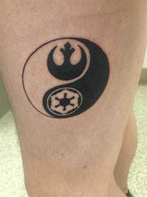 star wars couple tattoos 20 best tattoos of the week nov 28th to dec 04th 2013