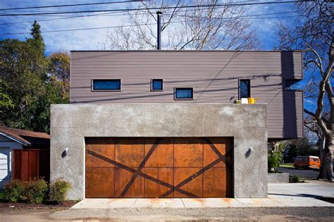 18 Inspirational Exles Of Modern Garage Doors Miller Overhead Door