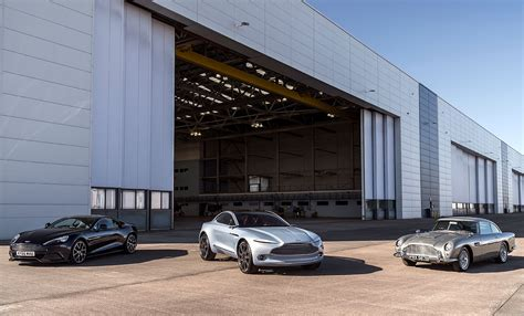 aston martin factory aston martin hires first employees for welsh factory