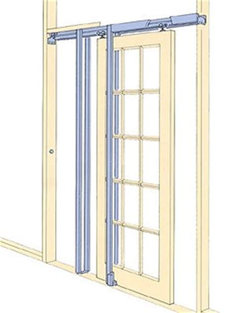 Install Door Frame by How To Install Pocket Door Frames