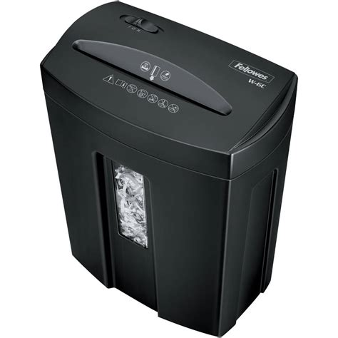 paper shredder fellowes b 121c cross cut professional paper shredder