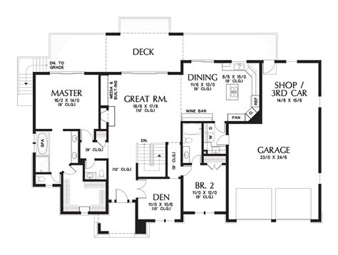 house plans mn house plan 1339 the briarwood