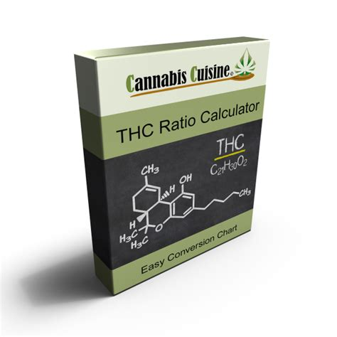 Thc Detox Calculator by Cannabis Cuisine Thc Calculator Cannabis Cuisine