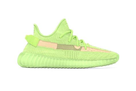 Adidas Yeezy 350 Neon by Yeezy Boost 350 V2 Quot Glow In The Quot Release Hypebeast Drops
