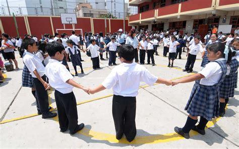 imagenes de simulacro de sismos para pintar ugel santa m 225 s de 100 mil escolares participar 225 n en