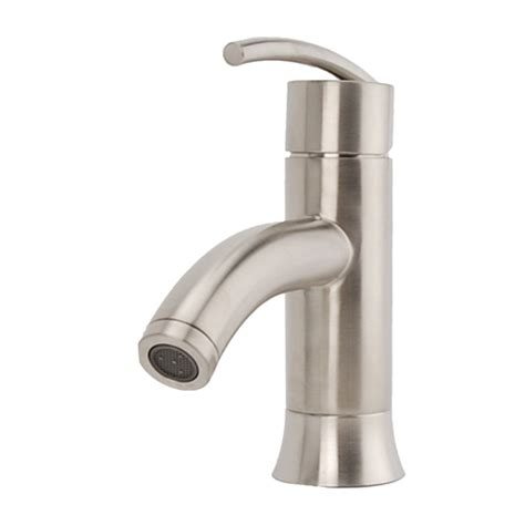 fontaine kitchen faucet fontaine vincennes single bathroom faucet brushed
