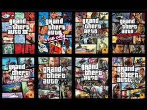 gta history all grand theft auto games (gta1, gta2, gta3