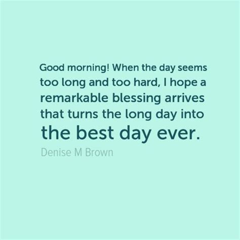wishing the best wishing you the best day morning