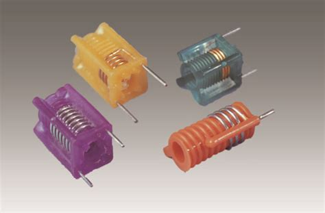 rf air inductor wound coils and inductors quartz crystals precision oscillators and custom wound components by