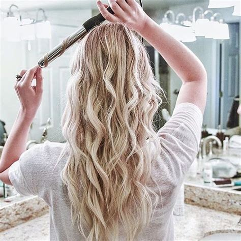 Hairstyles With The Wand | 133 best images about 50 ways to wear curls everyday on