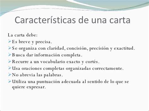 caracteristicas de una carta formal e informal yahoo las partes de la carta y sus formatos