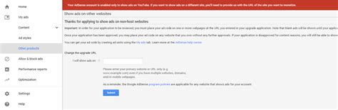 adsense java how to get your blogger hosted adsense account processed