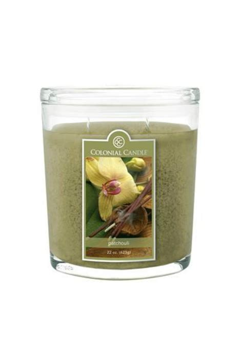 Patchouli Candles Colonial Candle Patchouli Candle From Canada By Inspired