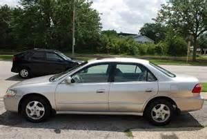 1998 Honda Accord Sedan 1998 Honda Accord Ex 4d Sedan Leather Sunroof Only 34k