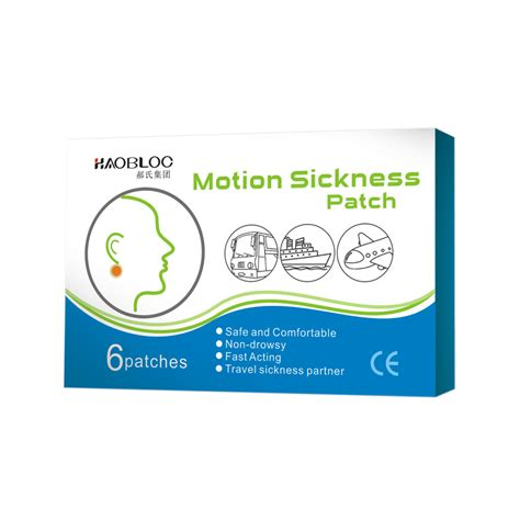 motion sickness pictures of motion sickness patch health products photo image