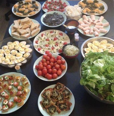 recette de canap駸 pour ap駻itif apero dinatoire diff 233 rents th 232 mes pour faire plaisir 224