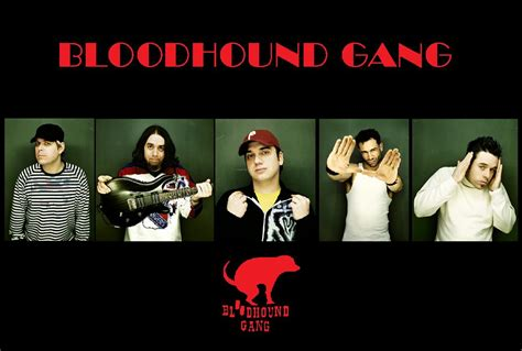bloodhound along comes the association s cover the bloodhound quot along comes quot song of the day