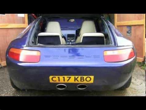 Porsche 928s2 by Strosek Porsche 928 S2 Club Car