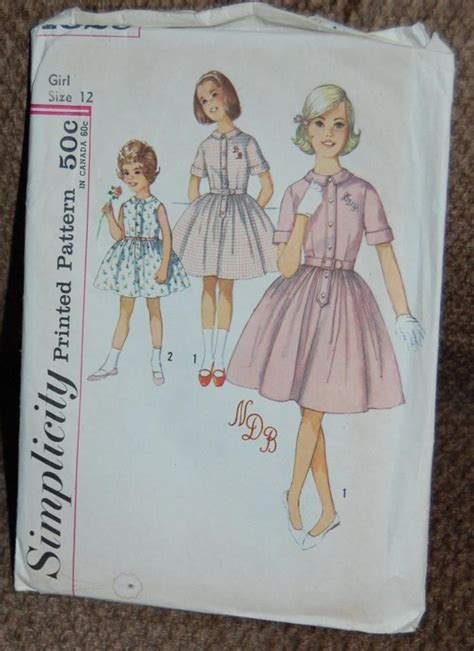 vintage pattern for sale vintage simplicity sewing patterns for sale classifieds