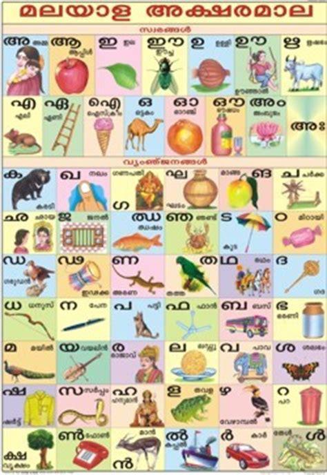 malayalam alphabet practice workbook books malayalam alphabet chart malayalam alphabet chart
