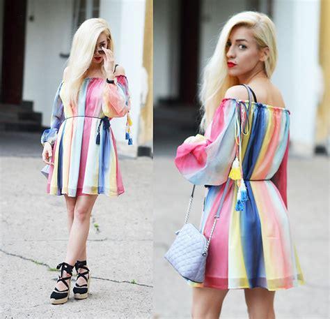 Dress Aneta aneta m dress rainbow