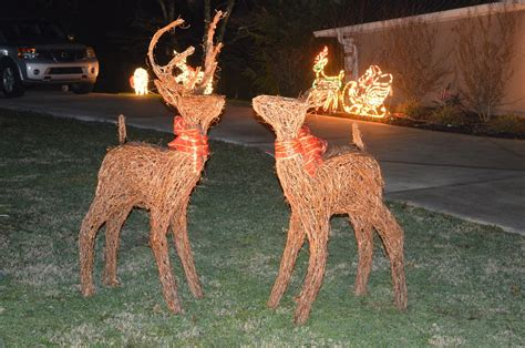 grapevine deer decorations grapevine deer 55 rustic wedding decorations grapevine