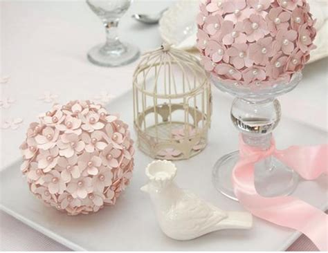How To Make Paper Flower Balls For Wedding - the awesometastic bridal diy paper pomander flower