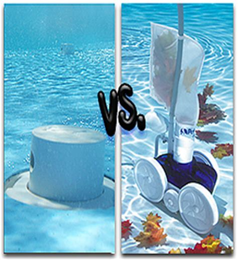 In Floor Pool Cleaner by In Floor Pool Cleaners Vs Automatic Pool Cleaners