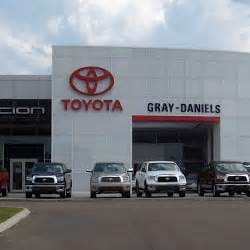 Toyota Dealerships In Mississippi Gray Toyota Car Dealers 104 Gray Blvd