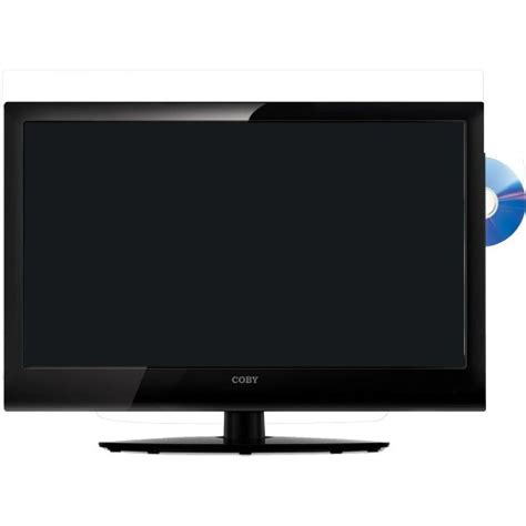 Tv Led Sharp 23 Inch coby ledvd2396 23 inch 1080p 60hz widescreen led hdtv with dvd player black best televisions