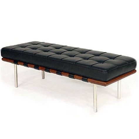 mies bench barcelona bench design mies van der rohe archestardesign