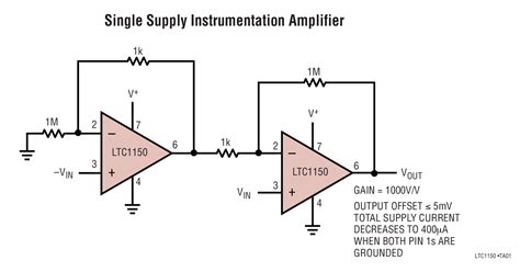 introduction to operational lifiers with linear integrated circuit applications ltc1150 177 15v zero drift operational lifier with capacitors linear technology