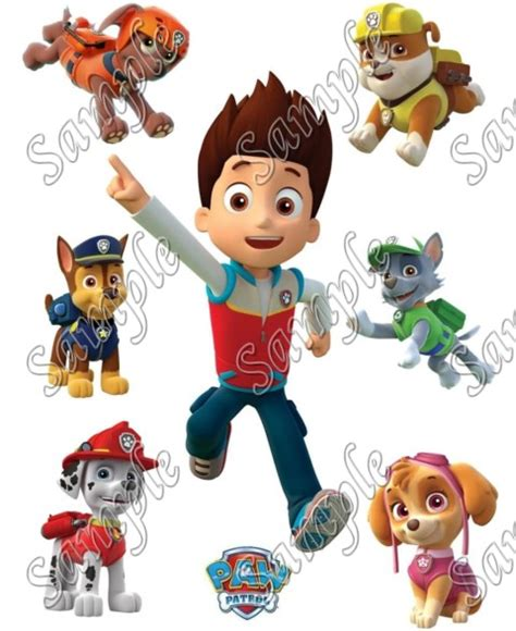 paw patrol puppy names paw patrol characters names www imgkid the image kid has it